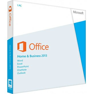 Video Clip mở hộp bộ phần mềm Microsoft Office Home and Business 2013 (Unboxing)