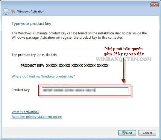 Hướng dẫn kích hoạt bản quyền Windows 7, 8.1, 10 qua Phone ...